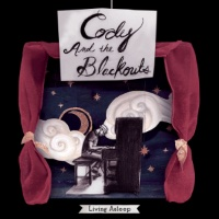 Cody And The Blackouts - Living Asleep (LP cover)